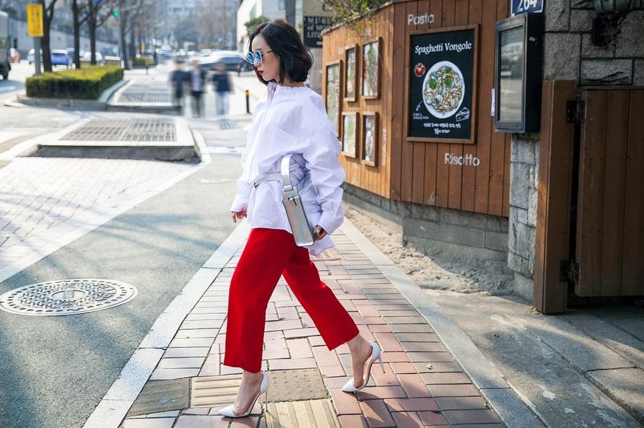 【妮儿の私服日记】简单高级红白配 - Nikki妮儿 - Nikkis Fashion Blog