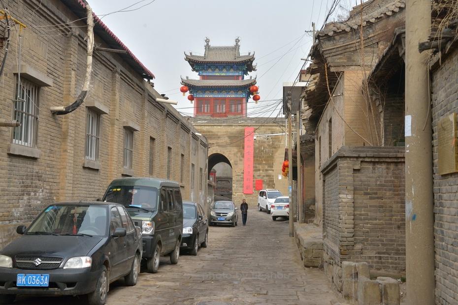 陕北风情(19)—— 千年米脂城_图1-20