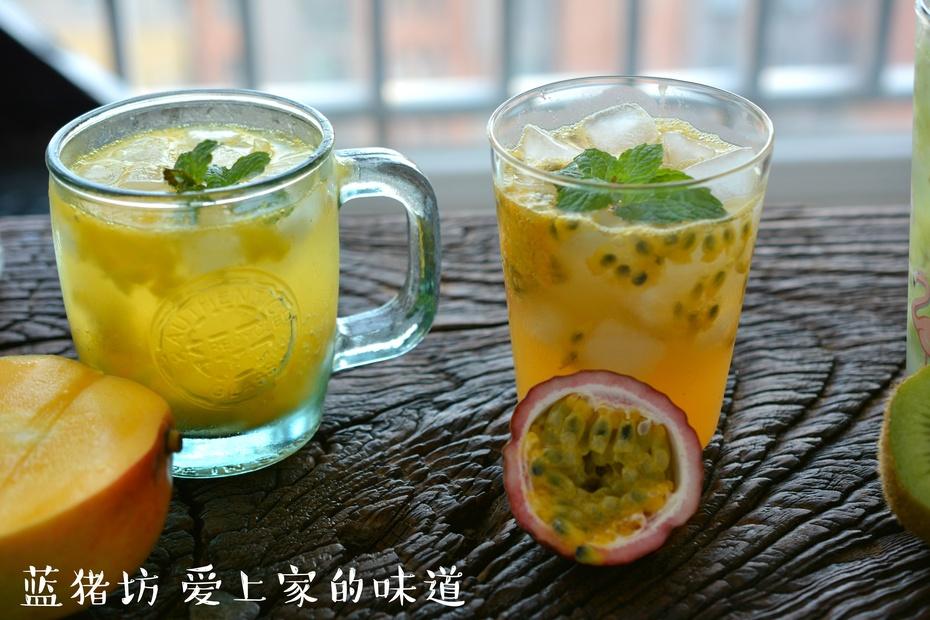 这是一杯来自巴西的鸡尾酒 - 蓝冰滢 - 蓝猪坊 创意美食工作室