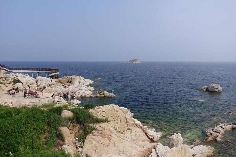 地方:烟台养马岛