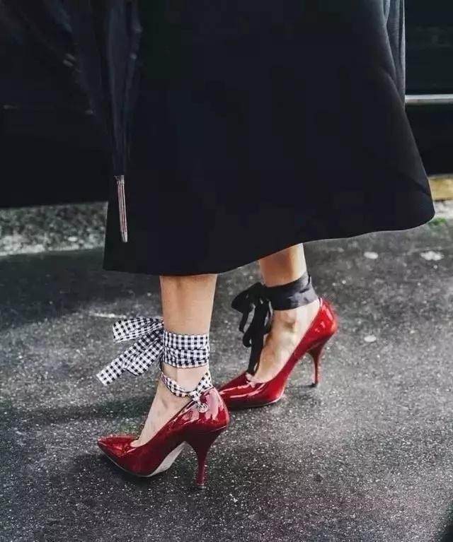 你们的问题 | 什么鞋修腿型? - toni雌和尚 - toni 雌和尚的时尚经