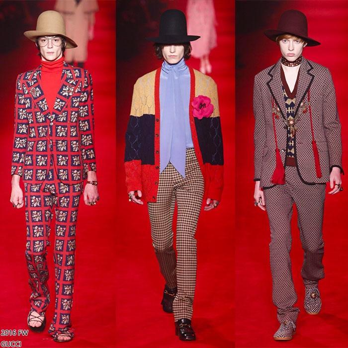 时装周|2016秋冬男装周-米兰精彩纷呈 - toni雌和尚 - toni 雌和尚的时尚经