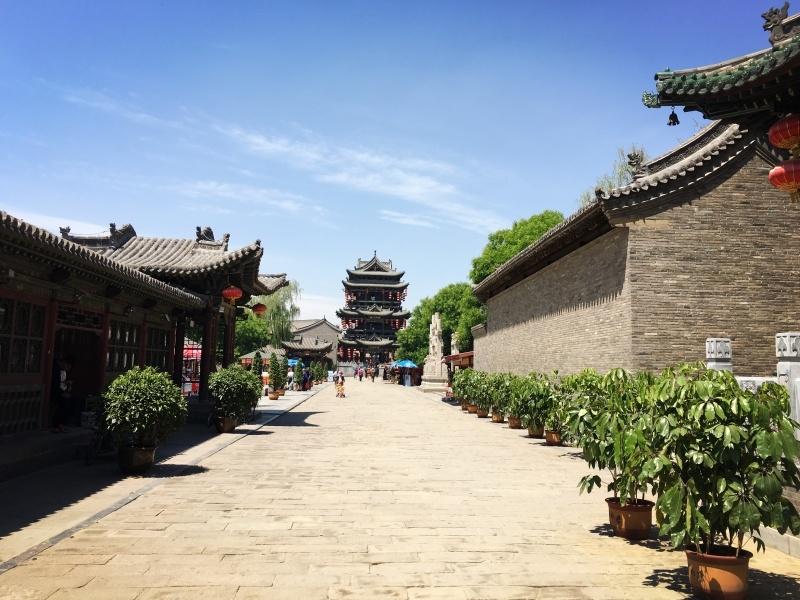 五月中旬晋中游 - yushunshun - 鱼顺顺的博客