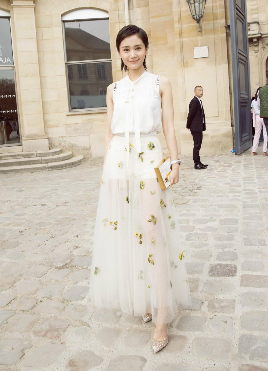 "小露怡情 听说最近流行""无码""出街? - AvaFoo - Avas Fashion Blog"