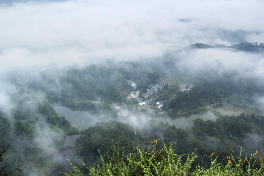 丹霞山:世界赤壁丹崖地貌的荣耀 - 海军航空兵 - 海军航空兵