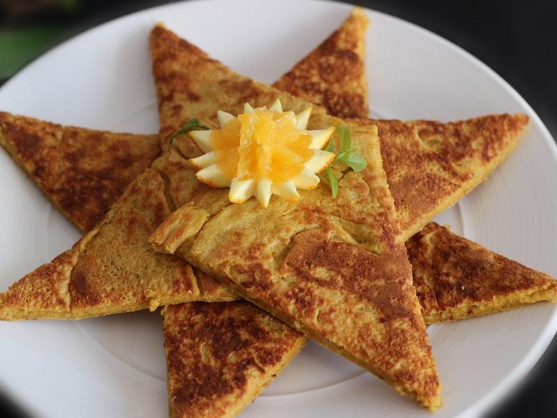 排毒减肥燕麦饼 - 叶子的小厨 - 叶子的小厨