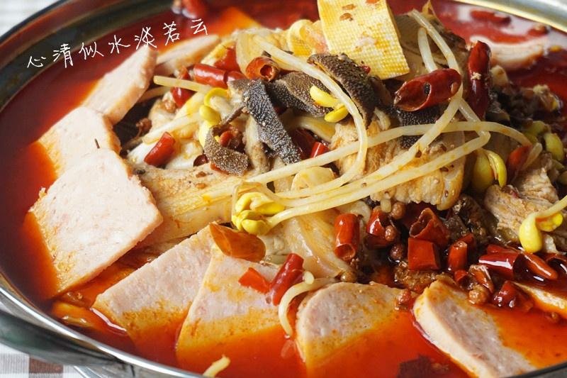 足不出户也能吃到【老重庆火锅】超详细制作 - 慢美食博客 - 慢美食博客 美食厨房
