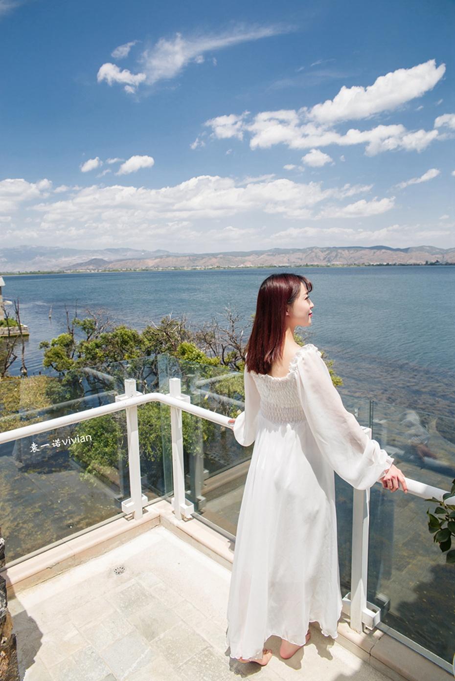 【袁一诺vivian】洱海,鲜为人知的美景,旅拍part3 - 小一 - 袁一诺vivian