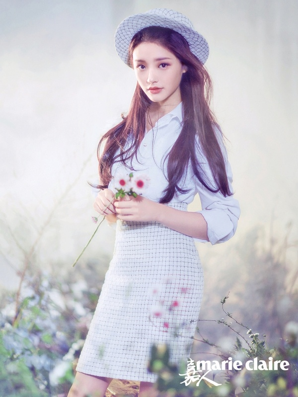【BigStar大咖驾到】林允:大势少女 - 嘉人marieclaire - 嘉人中文网 官方博客