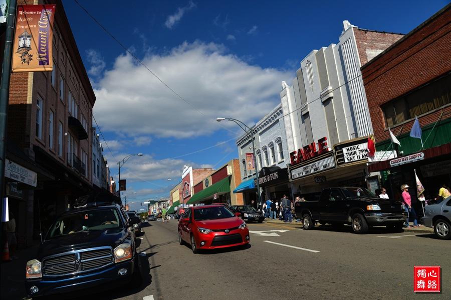 实拍美国最著名的南方小城