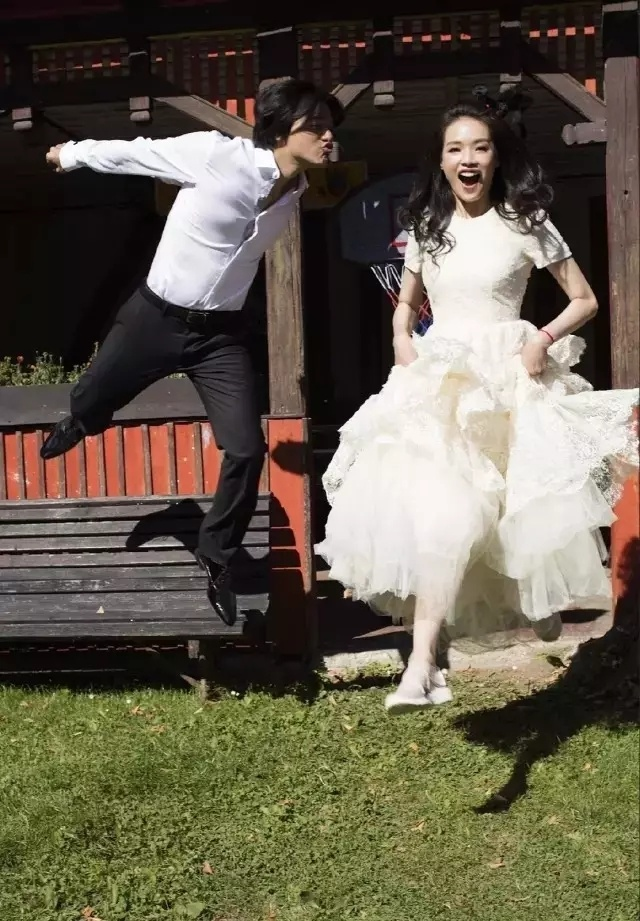 舒淇、冯德伦宣布结婚,长达20年的相识是亲人的感觉吗 - toni雌和尚 - toni 雌和尚的时尚经
