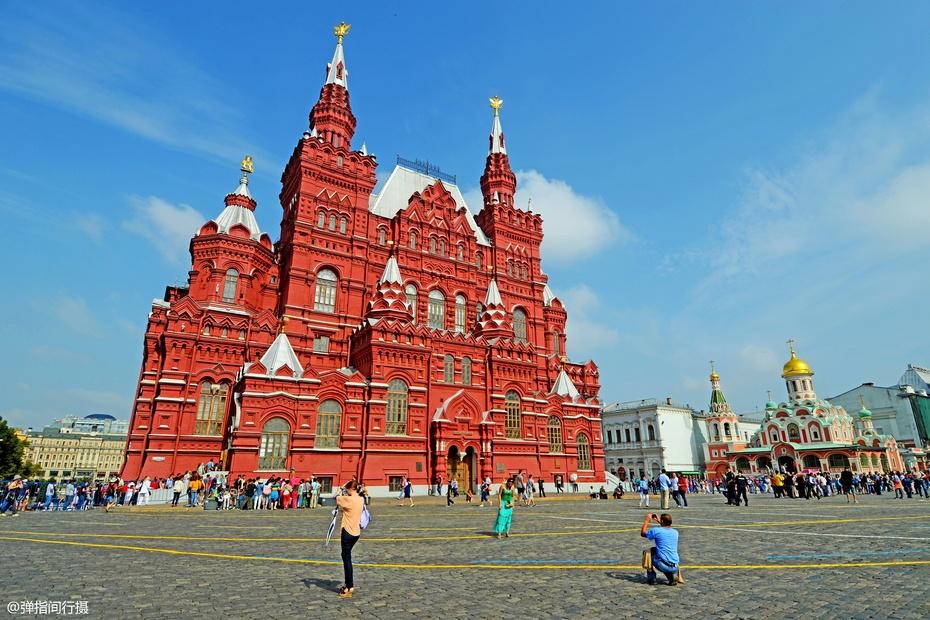 """俄罗斯下个月""""免签"""",可以去看球赛和美女了 - 张庆瑞65 - 百纳袈裟"""