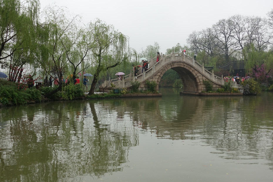 江南游学之二:雨中游扬州 - 余昌国 - 我的博客
