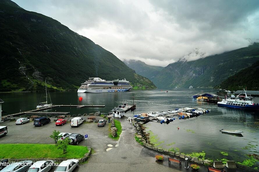 挪威峡湾深处的精致小镇:盖朗厄尔 - 海军航空兵 - 海军航空兵