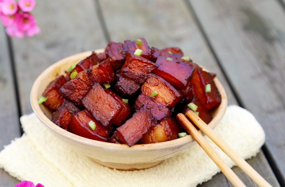 一碗红烧肉 - 慢美食博客 - 慢美食博客 美食厨房