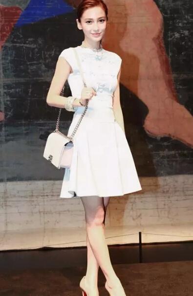 Angelababy告诉你 公主也是从网红进化来的 - 嘉人marieclaire - 嘉人中文网 官方博客