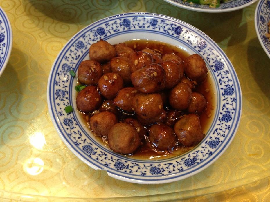 西安刘小厨品尝关中八大碗 - 余昌国 - 我的博客