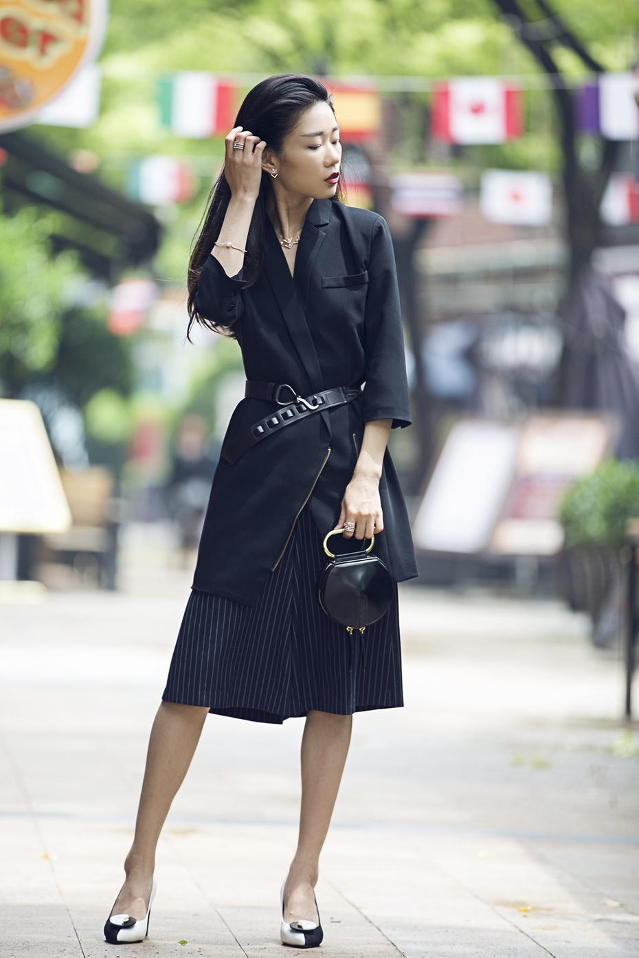 [Ava搭配周记]黑色,深不可测的神秘诱惑 - AvaFoo - Avas Fashion Blog