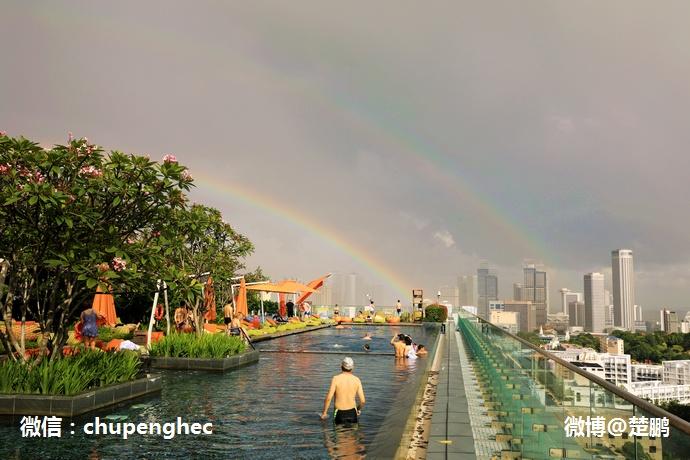 开放新加坡真诱人 - 楚鹏 - 楚鹏:生命只有一次