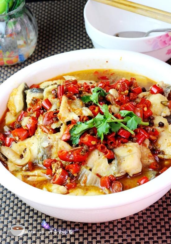 冬季暖心暖胃之正宗四川酸菜鱼 - 叶子的小厨 - 叶子的小厨