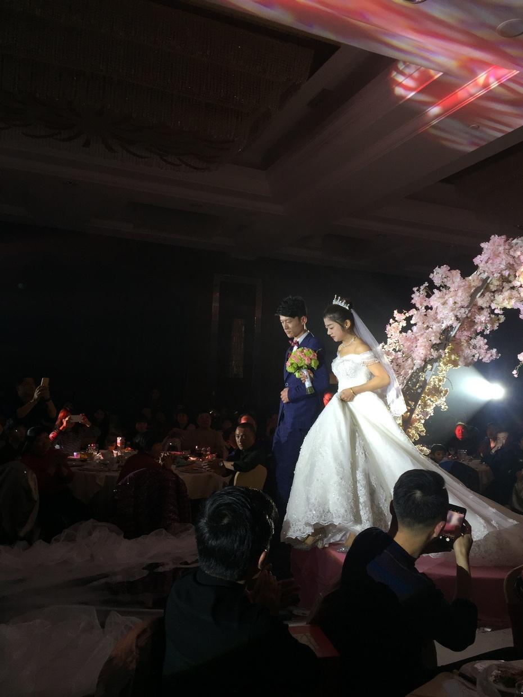 侄儿的婚礼 - 蔷薇花开 - 蔷薇花开的博客