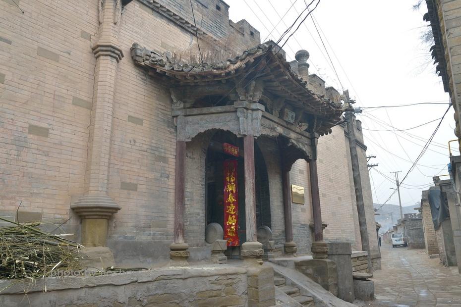 陕北风情(19)—— 千年米脂城_图1-9