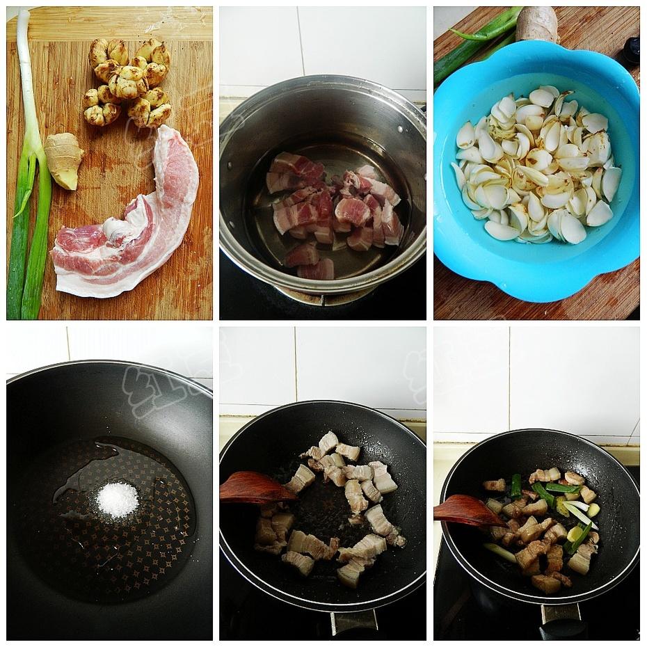 立秋健康贴秋膘---百合烧肉 - 慢美食博客 - 慢美食博客 美食厨房