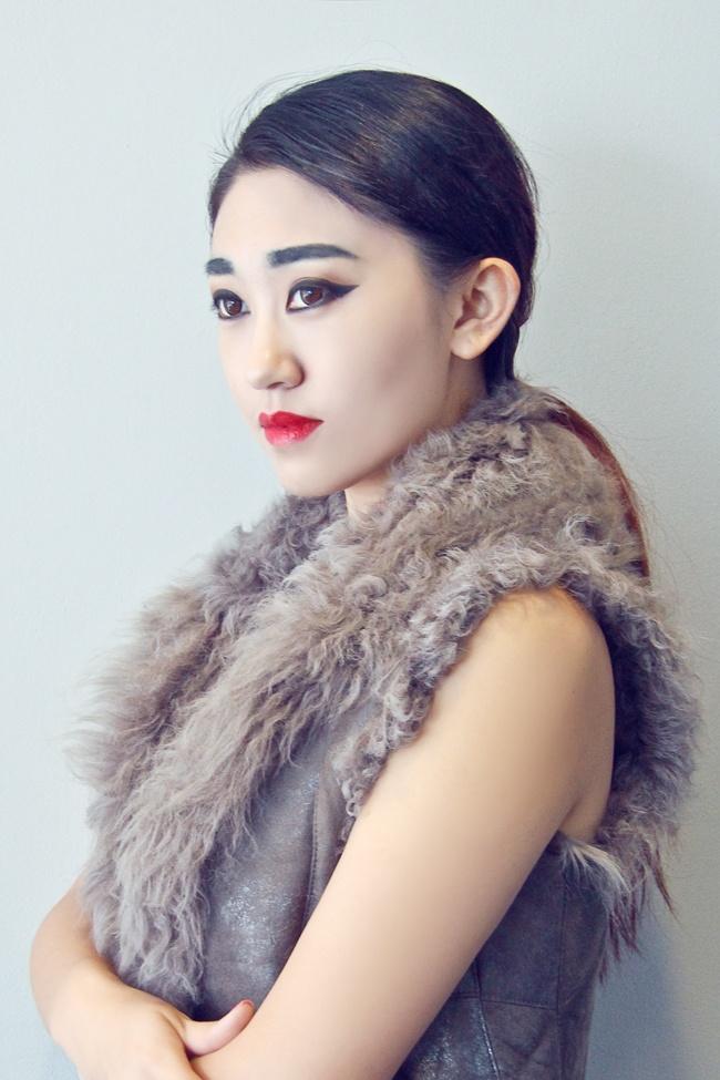 【Anko双十一巨献】第一次仿妆最爱女人范爷 红唇独领风骚 - Anko - Anko