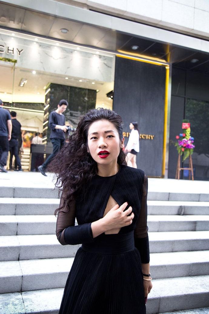 Givenchy上海恒隆广场精品店开幕 - toni雌和尚 - toni 雌和尚的时尚经