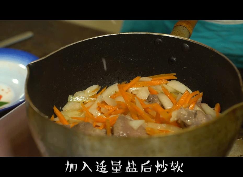 正宗的新疆手抓饭只要5种食材,多一种都不对!你吃过吗? - 蓝冰滢 - 蓝猪坊 创意美食工作室