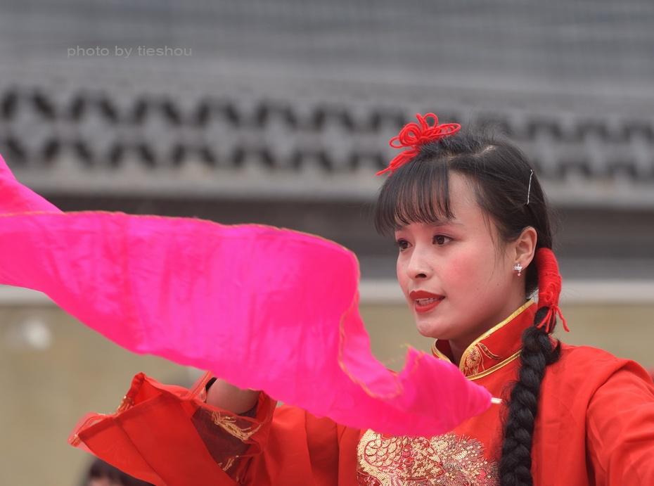 陕北风情(20)—— 印斗大秧歌_图1-72