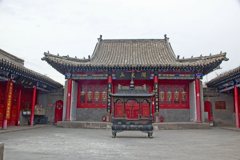宣化古城寻古迹,张家口访'堡子里' - 侠义客 - 伊大成 的博客