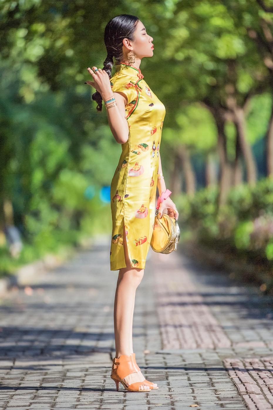[Ava搭配日记]阳光与灿金 - AvaFoo - Avas Fashion Blog
