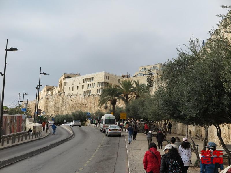 哭泣的西墙--耶路撒冷(1)_图1-2