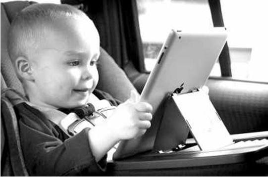 孩子依赖电子产品会带来啥危害?