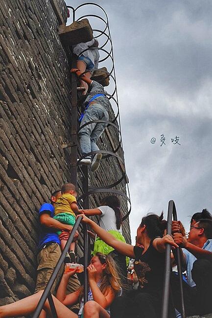【山海关】万里长城第一山——角山长城 - 海军航空兵 - 海军航空兵