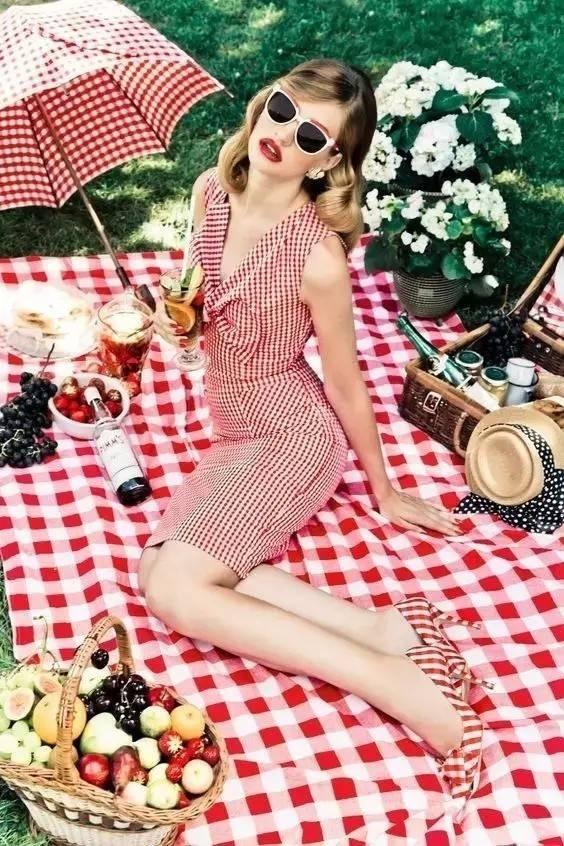 野餐 | 带你装逼,带你飞 - toni雌和尚 - toni 雌和尚的时尚经