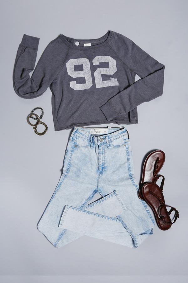 【Ava搭配日记】牛仔裤的百搭法则 - AvaFoo - Avas Fashion Blog