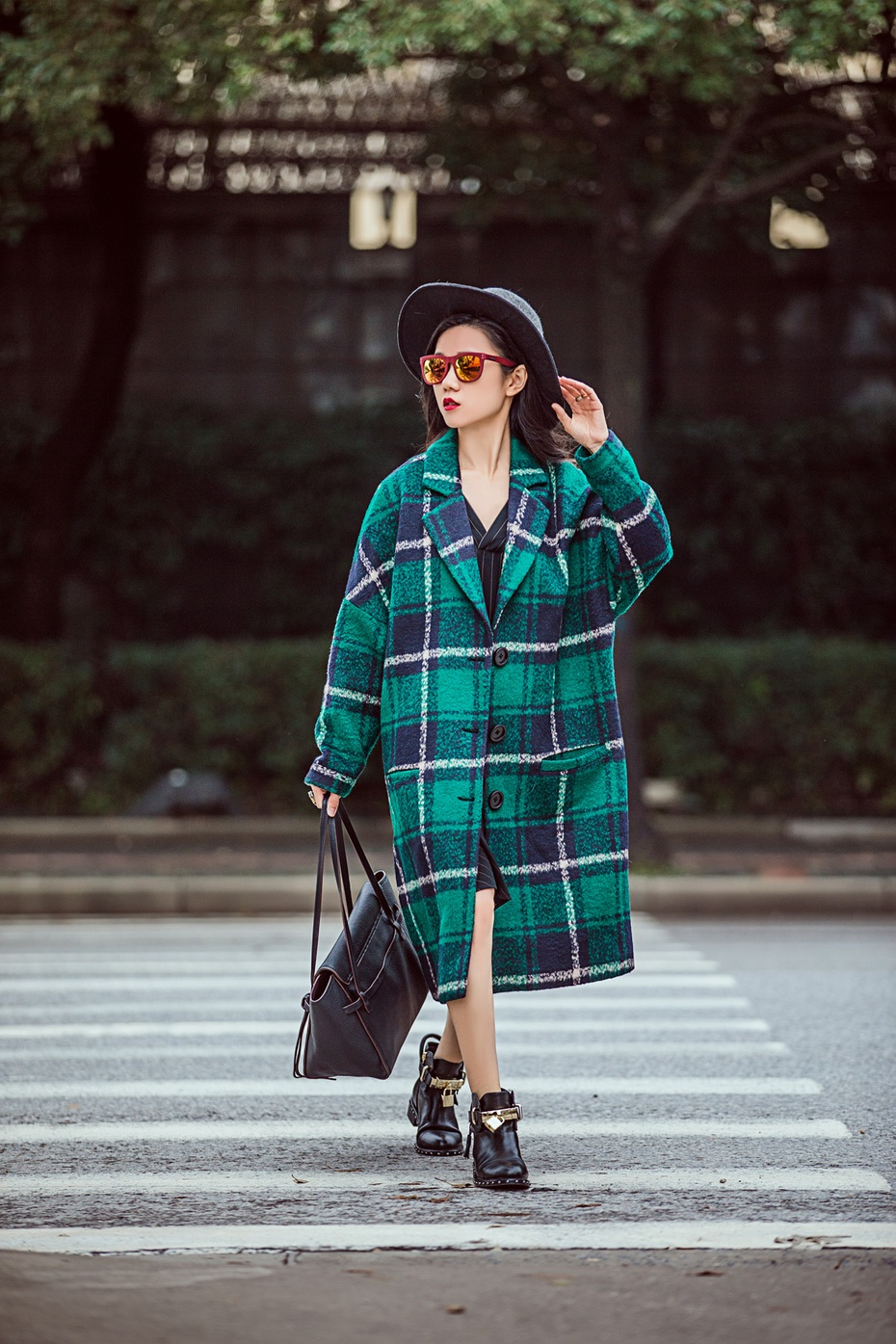 [Ava搭配日记]—— 冬日里穿起Oversize - AvaFoo - Avas Fashion Blog