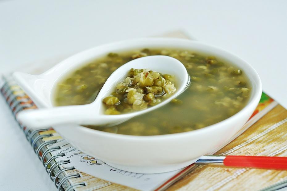 夏日炎炎,最爱一碗清甜糯香的绿豆汤 - 海军航空兵 - 海军航空兵