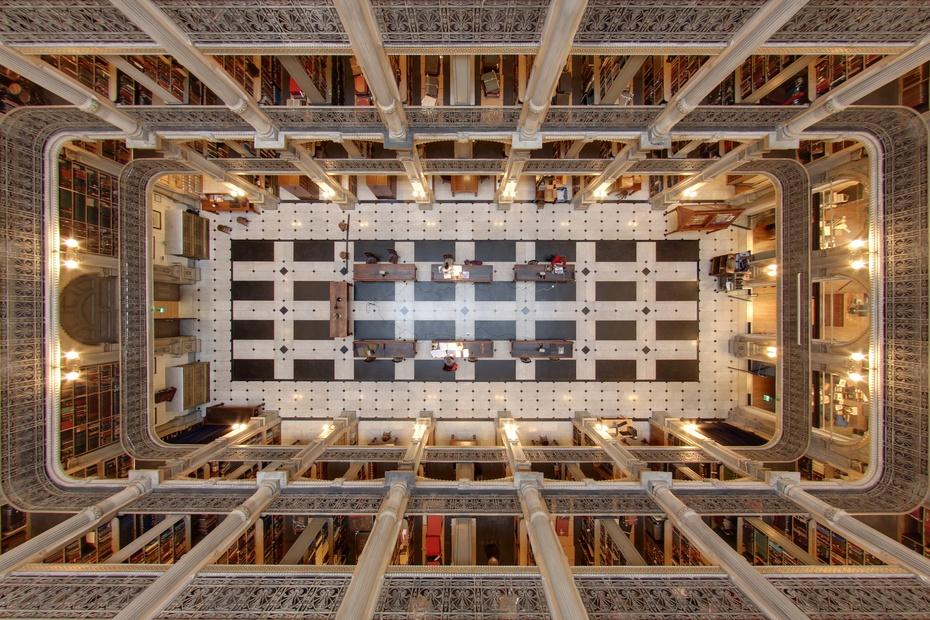美国城市里最漂亮的建筑居然是…… - 风帆页页 - 风帆页页博客