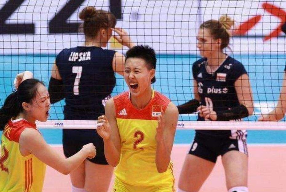中国女排的明日之星——杨涵玉 - 古藤新枝 - 古藤的博客