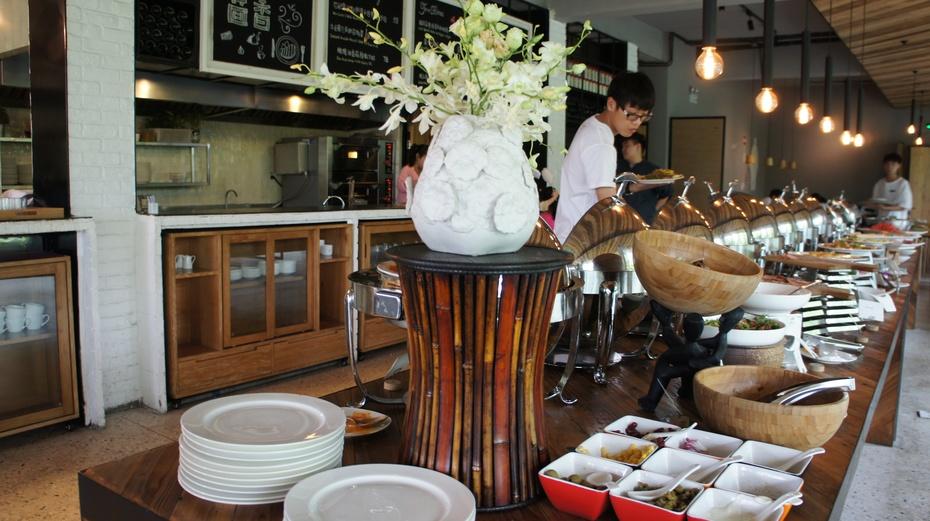 特色饭店之二十四:西溪花间堂 - 余昌国 - 我的博客