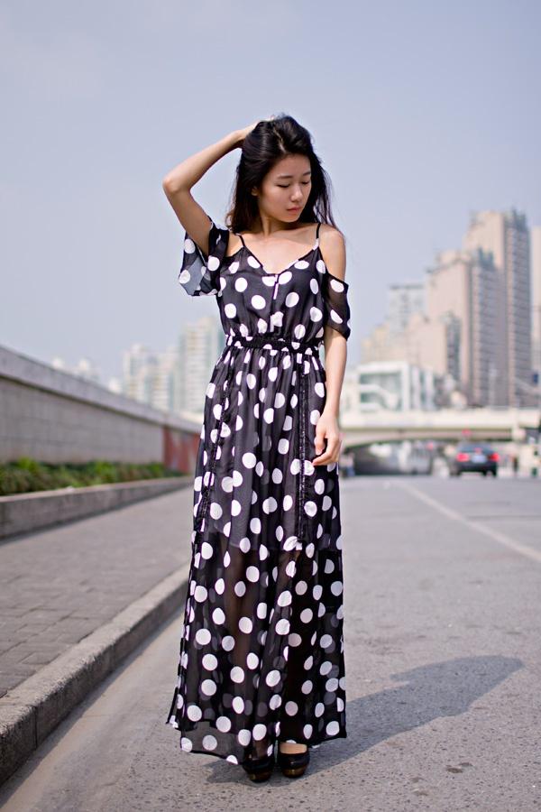 【Ava搭配日记】慢节奏的长裙 - AvaFoo - Avas Fashion Blog