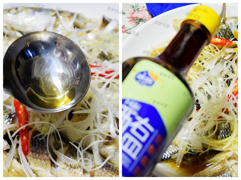 清蒸梭鱼—-开春第一鲜 - 风帆页页 - 风帆页页博客