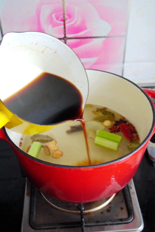 厨艺小白也能学会的美味卤鸡腿 - 荷塘秀色 - 茶之韵