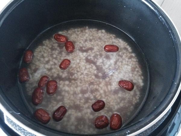 祛湿排毒美容减肥的红豆薏米汤 - 叶子的小厨 - 叶子的小厨