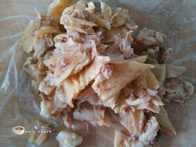 【2014解密舌尖奖品】自制牛肉松 - 叶子的小厨 - 叶子的小厨