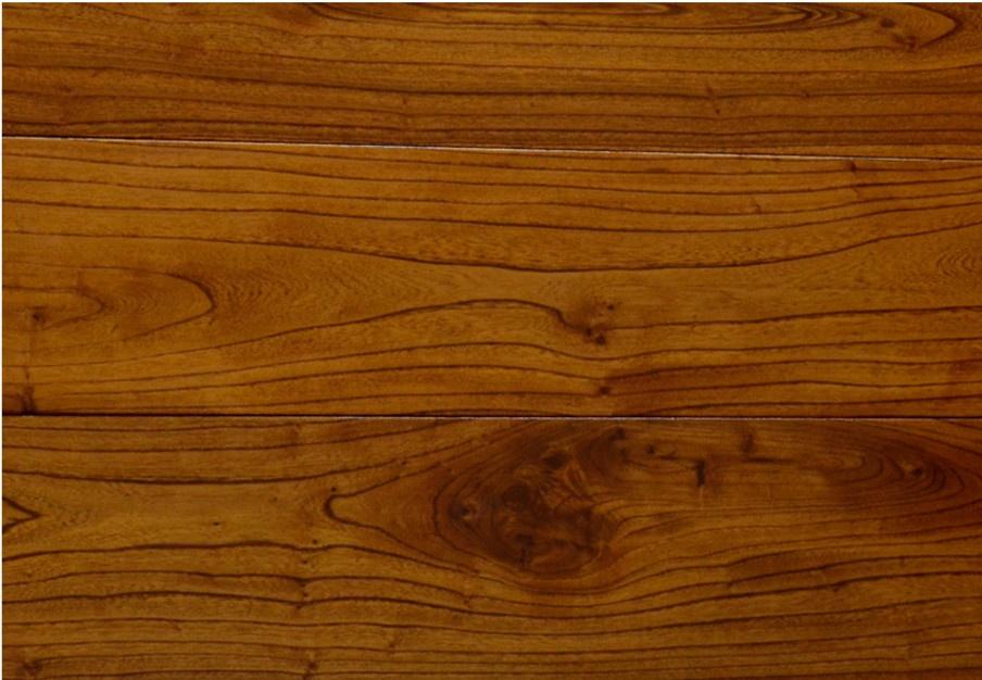 榆木地板的浪漫爱情故事 - 国林地板 - 国林木业的博客