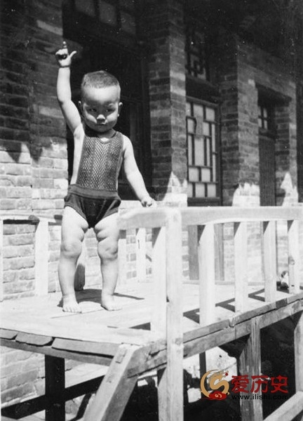 民国幼儿园学前教育实拍照 - 爱历史 - 爱历史---老照片的故事